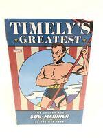 Timely's Greatest Golden Age Sub-Mariner Omnibus Marvel Comics HC New $150