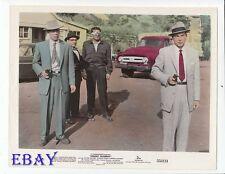 Lee Marvin w/gun tinted color VINTAGE Photo Violent Saturday