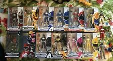 Hasbro Power Rangers Lightning Collection Pink Yellow Blue Black Red Megazord