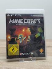 Playstation 3 PS3 Spiel - Minecraft