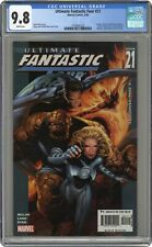 Ultimate Fantastic Four #21A Land CGC 9.8 2005 3790892024 1st Marvel Zombies
