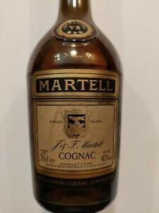 MARTELL COGNAC VS 3 STARS TRE STELLE 80/90