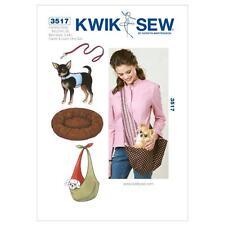 KWIK COUSUE COUTURE MOTIF HARNAIS POUR ANIMAUX DE COMPAGNIE LAISSE LIT &