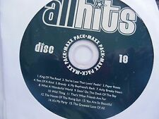All Hits Maxx Pack Volume 18 Karaoke CDG  ( Classic Rock and Pop )