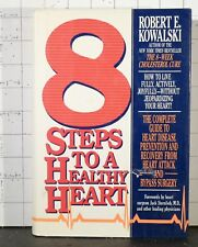 8 Steps to a Healthy Heart :  The Complete Guide  by Robert Kowalski       2009