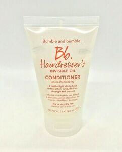 Bumble And Bumble Hairdresser's Invisible Oil Conditioner ~ 2 oz