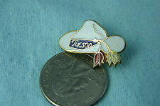 HAT PIN TUCSON COWBOY HAT WITH FEATHERS