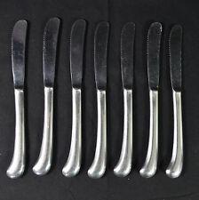 7 Utica Royal Bristol Knives Stainless Blunt Pistol Knife Satin Walco 9 inch