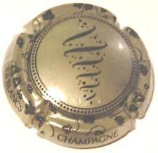 Capsule de champagne Côte des Bar or