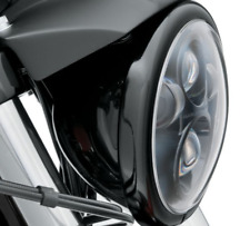 Original Harley-Davidson Phares-zierring-Noir Brillant * 67700116 *
