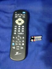 ORIGINAL ZENITH MBR 3447 TV TELEVISION REMOTE CONTROL WITH NEW BATTERIES