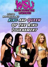 WSU Womens Wrestling King & Queen of the Ring 2008 DVD Sunny Tammy Sytch ECW