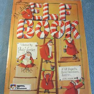 "Prudy Vannier ""Elf Book"" Decorative Tole Painting Book"