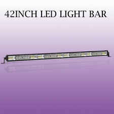 "40""/ 42Inch 2176W Led Work Light Bar Flood Spot Combo Offroad For jeep Ford SUV"