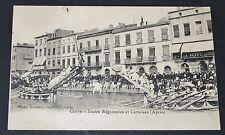 CPA 1910-1919 CETTE SETE LES JOUTES REGIONALES ET CETTOISES SETOISES ST-LOUIS