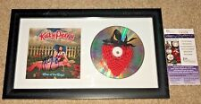 SINGER KATY PERRY SIGNED ONE OF THE BOYS CD COVER FRAMED AMERICAN IDOL SEXY JSA