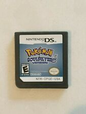 Pokemon SoulSilver Cartridge