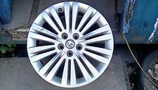 "Vauxhall Astra J 17"" Alloy Wheel Rim Silver."