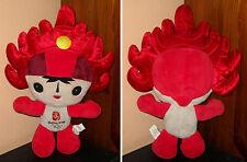 MASCOTTE OLIMPIADI PECHINO 2008 Huanhuan Mascot Olympic Games Beijing 35 cm Cina