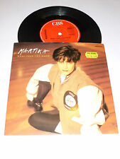 "MARTIKA - More Than You Know - 1988 UK 2-track 7"" vinyl single"