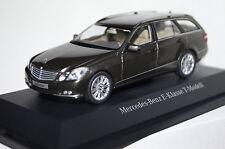 Mercedes clase e t-modelo 2012 gris 1:43 Schuco/mercedes nuevo con embalaje original b66962446