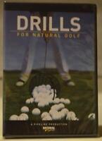 New DVD: Drills for Natural Golf - John Bunnell