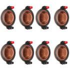 8pcs Replacement Diaphragm for JBL Selenium RPD250X for D250-X Horn Driver