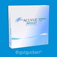 1-Day Acuvue Moist Multifocal 2 x 90 multifokale Kontaktlinsen Tageslinsen