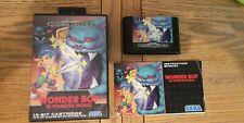 Wonderboy in Monster World *Sega* Megadrive Complete