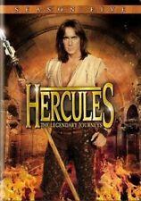 Hercules Legendary Journeys Season 5 DVD Region 1 Shi