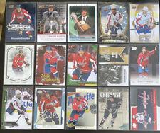 Alexander Ovechkin Washington Capitals 15 Card Lot!