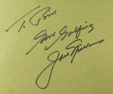 Jack Nicklaus Signed Book with JSA COA