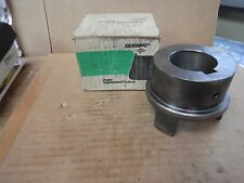 """NEW GERBING KEYED BORE CAST IRON JAW COUPLING G-1500 X 1 7/8 G1500X178 1 7/8"""" ID"""