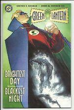 Green Lantern Brightest Day Blackest Night #1 - Solomon Grundy - NM- 9.2