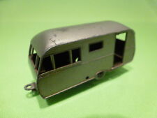 LESNEY  MATCHBOX - NO= 23 CARAVAN BLUEBIRD DAUPHINE   - IN GOOD CONDITION