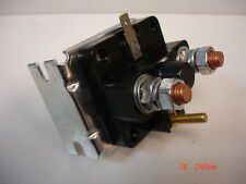 Lucas 12 V Arranque Solenoide Para Ford Cortina MK1&2, Escort MK 1 & 2, fiesta MK1&2