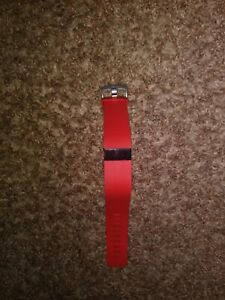 Fitbit Charge HR Wireless Activity Wristband (orange/red)