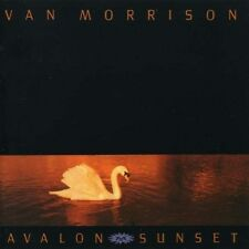 Avalon Sunset by Van Morrison (CD, May-1989, Mercury)