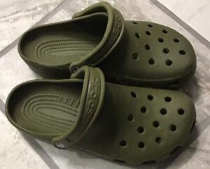 Crocs Sandals Womens Size 8 Shoes Excellent Condition