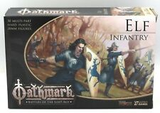 Oathmark OAKP301 Elf Infantry (30 Miniatures) Elven Warriors Archers North Star