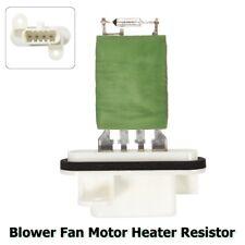 Blower Fan Motor Heater Resistor For Chevrolet Colorado GMC Canyon Isuzu i-290