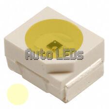 15 x Warm White 3528 - PLCC-2 SMD LEDs