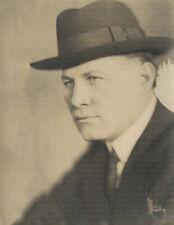 Hardeen 8.5 X 11 Sepia Lobby Portrait (1920s) / Archival Magician Photo Reprint