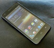 VODAFONE SMART 4 TURBO 890N 4GB - BLACK 4G ANDROID SMARTPHONE (VODAFONE) 5MP