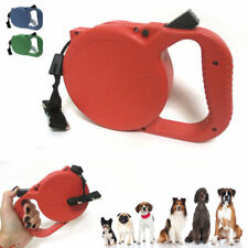 Dog Rope Leash Long with Padded Handle Reflective Threads for Large Dogs Walking