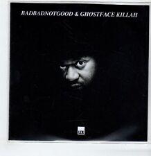 (GS248) Badbadnotgood & Ghostface Killah, Six Degrees - 2014 DJ CD