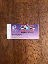 1996 Dover Downs NASCAR GM Goodwrench Delco Battery 200 Ticket