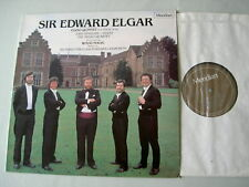 ELGAR Piano Quintet/Wood Music excerpts John Bingham The Medici Quartet vinyl LP