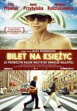 BILET NA KSIĘŻYC (Jacek Bromski) DVD (Anna Przybylska, Filip Plawiak)