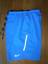"9"" Nike PHENOM PRO COMBAT 2 in1 Running Mens Shorts LARGE track Instinct 683283"